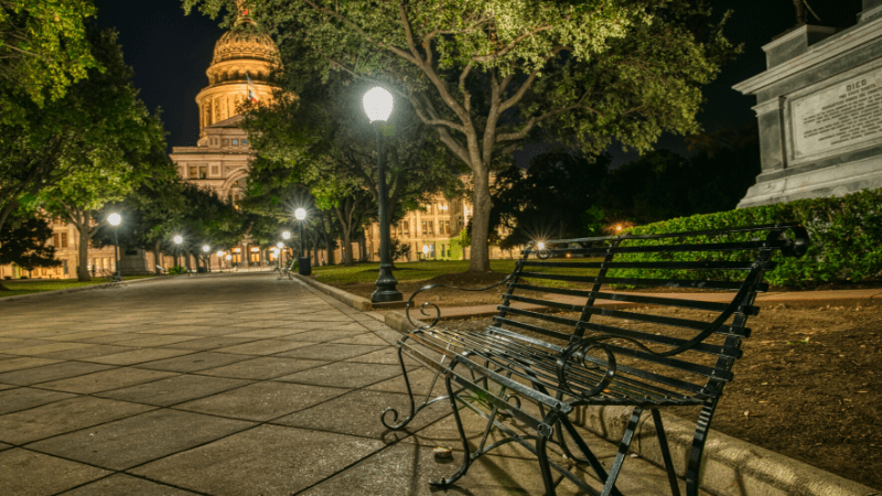 Is It Safe To Walk Around Austin At Night? What About Downtown?