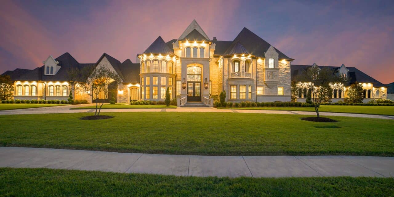Why Are Texas Houses So Big?