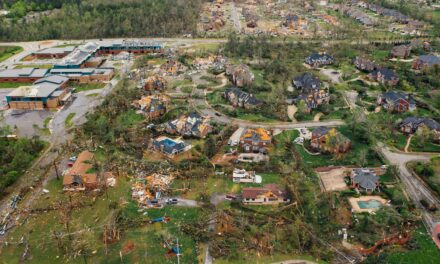 What Part of Alabama has the Most Tornadoes?